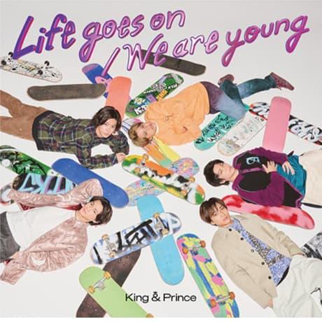 KAT-TUN(Light and Blue)
